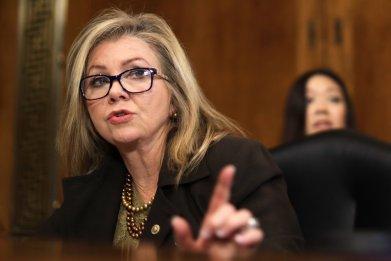 Marsha Blackburn, senate, trial, rules, interview, Fox