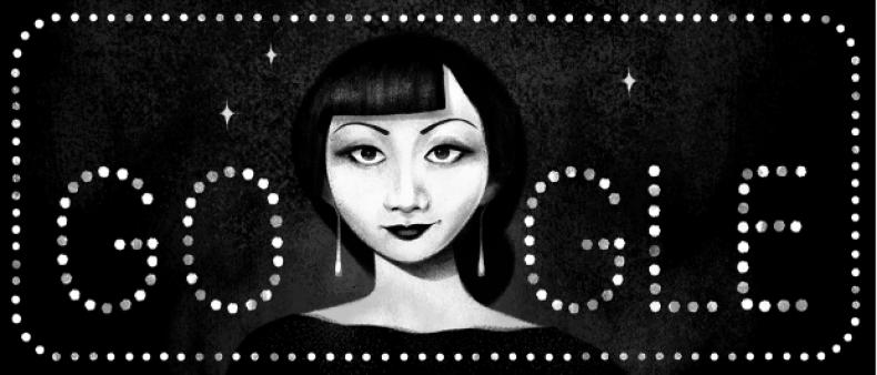 anna may wong google doodle