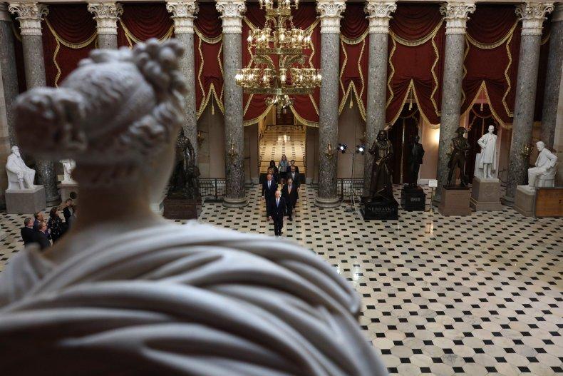 Impeachment managers Senate