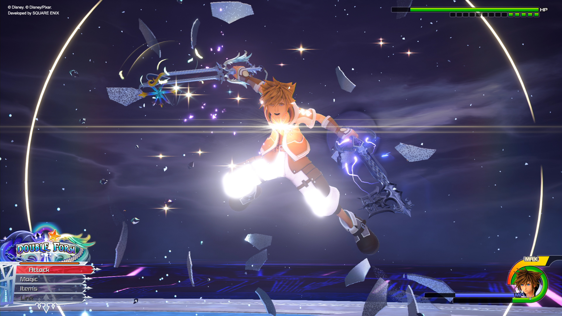 Kingdom Hearts 3 Update 1 09 Adds Oathkeeper Remind Dlc Patch