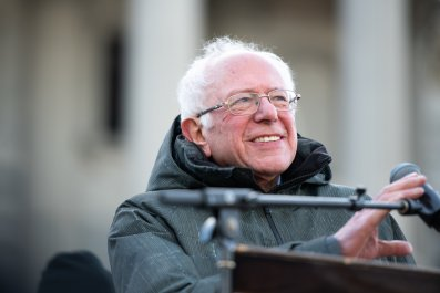 Bernie Sanders Trump 2020 poll Biden Bloomberg