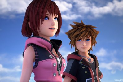 kingdom hearts 3 remind sora kairi