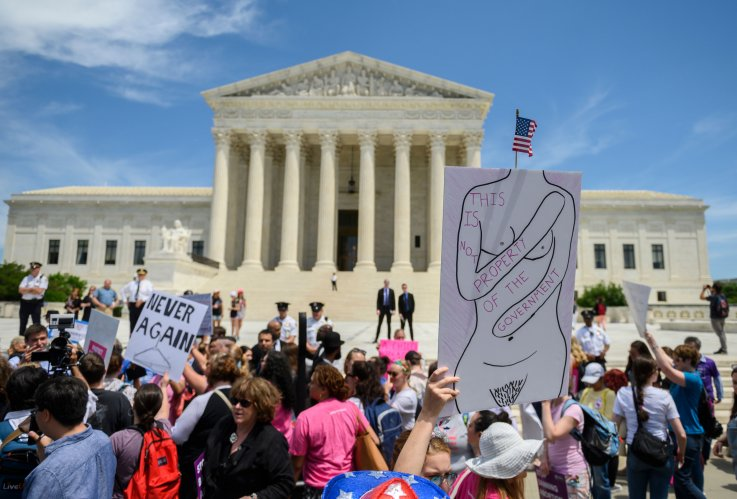 Today America Marks the 47th Anniversary of Roe v. Wade, but Experts Warn the Supreme Court Ruling Might Not Make It to 50