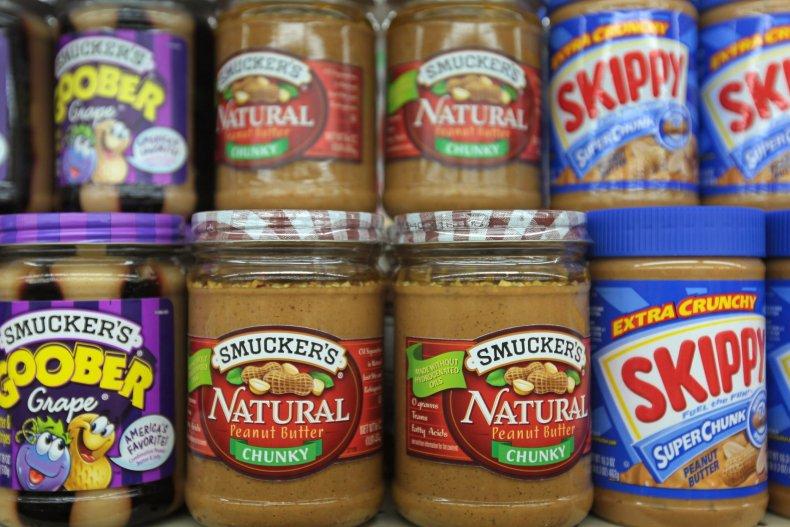 Peanut butter jars Chicago