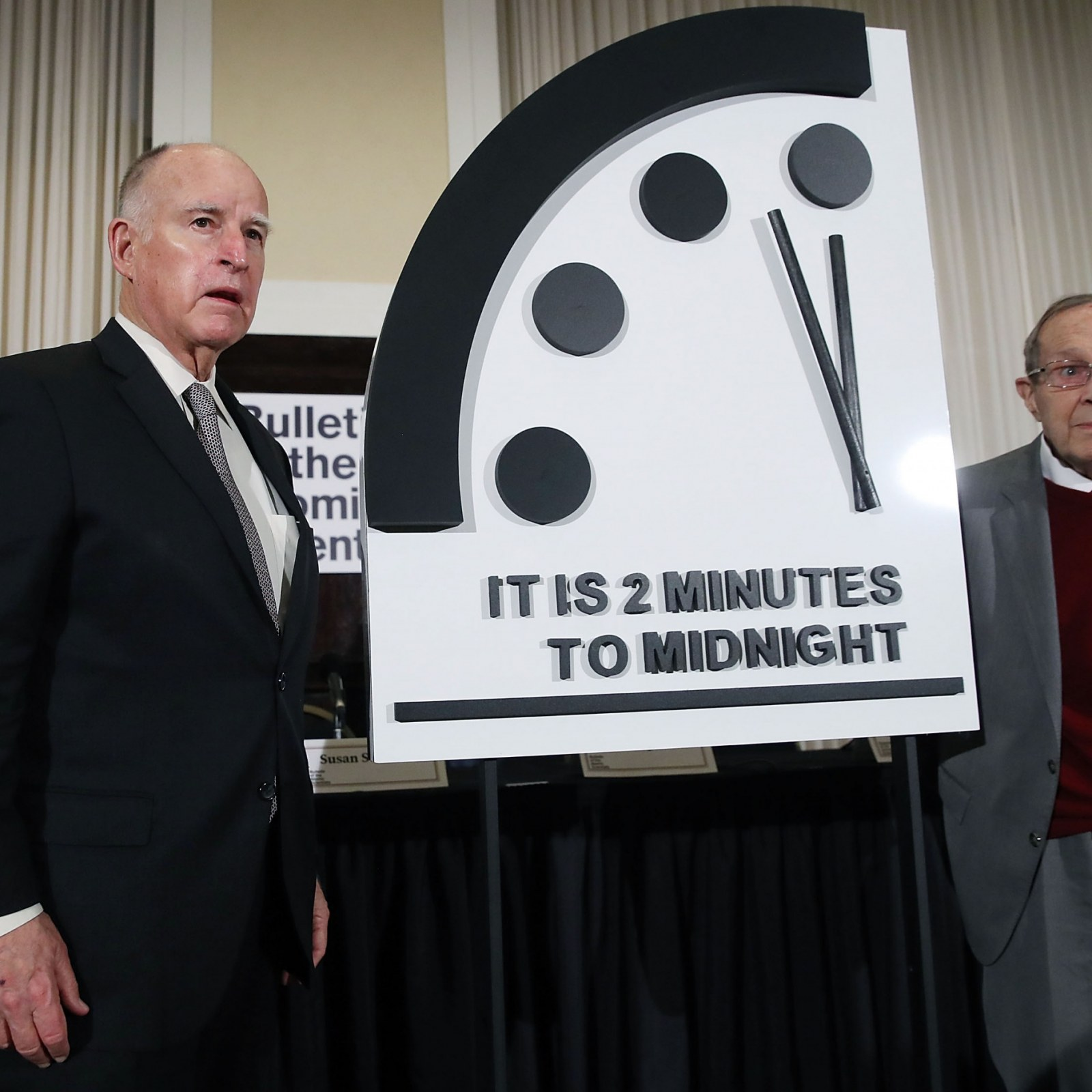 2020 Doomsday Clock Announcement Live Stream How To Watch If The Clock Will Move Forward This Year