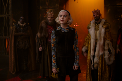 'Chilling Adventures of Sabrina' Part 3 Is 'Less About the Romance'