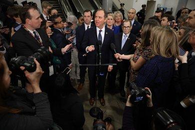 house impeachment managers trump impeachment trail