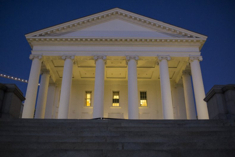 The Virginia State General Assembly