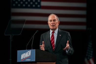 "Presidential Candidate Mike Bloomberg Launches ""Women For Mike"" In New York City"