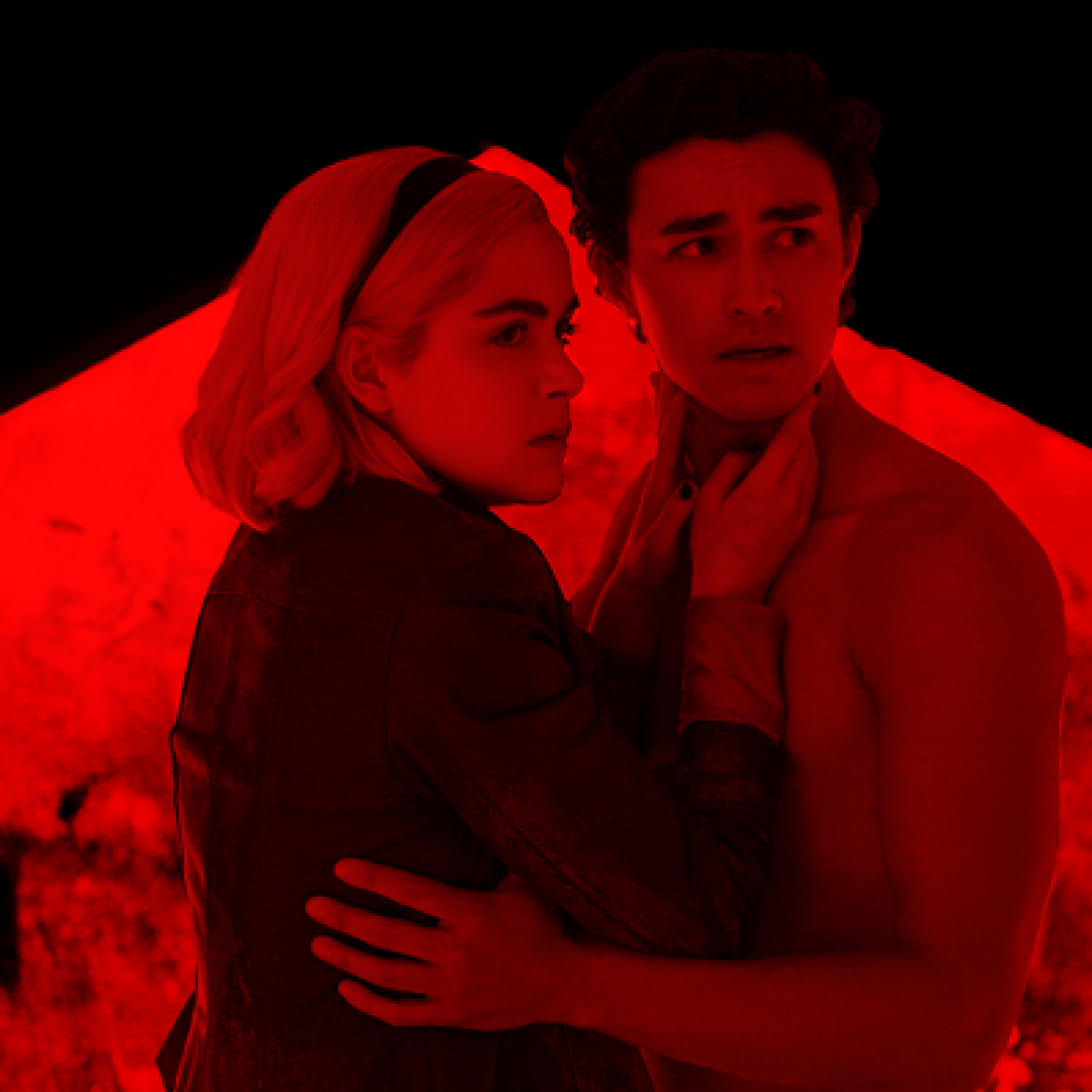 Chilling Adventures Of Sabrina Part 3 Is Less About The Romance