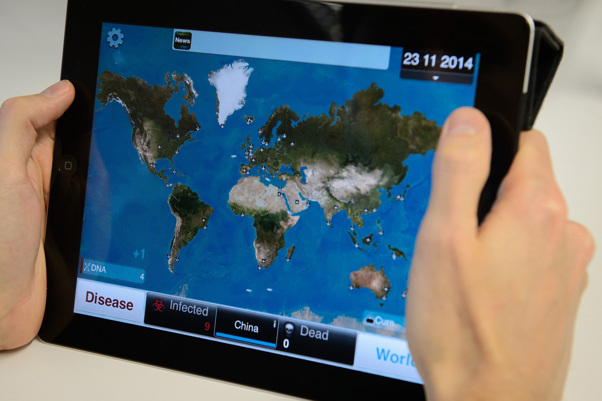 Image of: China Pulls Plague Inc From App Stores Over Illegal Content As Dev Team Reveals Out Of Our Control