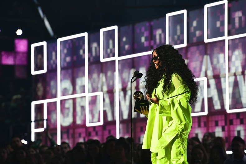 h.e.r. grammy awards