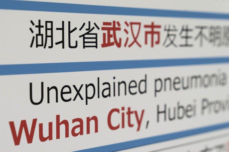 Wuhan, China, coronavirus ,