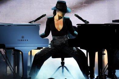 Grammy Awards 2019 Alicia Keys performance