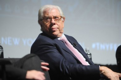Carl Bernstein at The New Yorker Festival