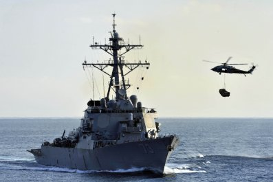 USS Decatur, China, US, South China Sea