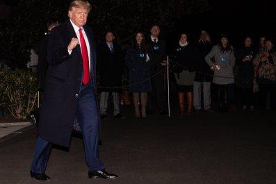 Donald Trump Davos