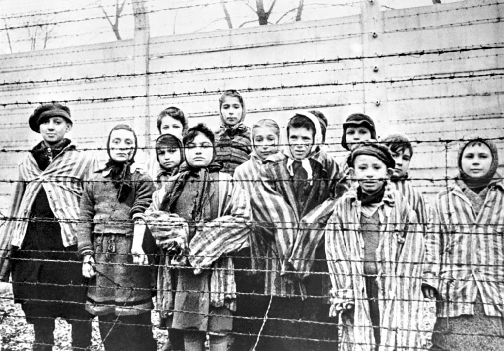 Half of American adults aren't aware that six million Jews died in the Holocaust, poll finds