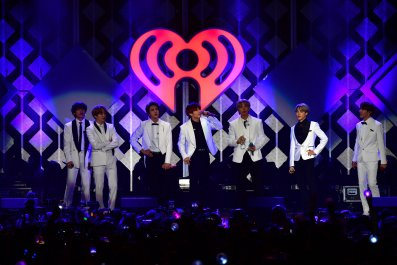 BTS K-pop iHeartRadio 2019