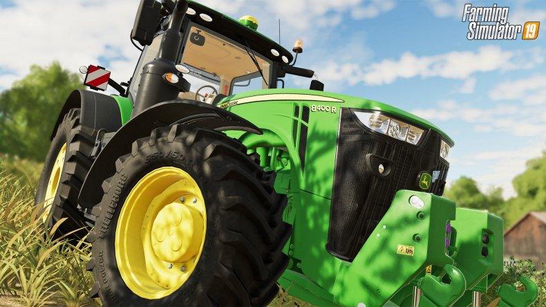 Farming simulator 19 video game