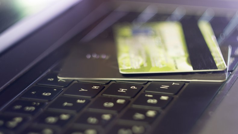 Credit cards data lost information