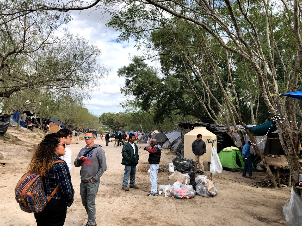 """Veteran who served in Iraq and Afghanistan left shaken by visit to """"Remain in Mexico"""" camp: """"It's like a warzone with no one in charge"""""""