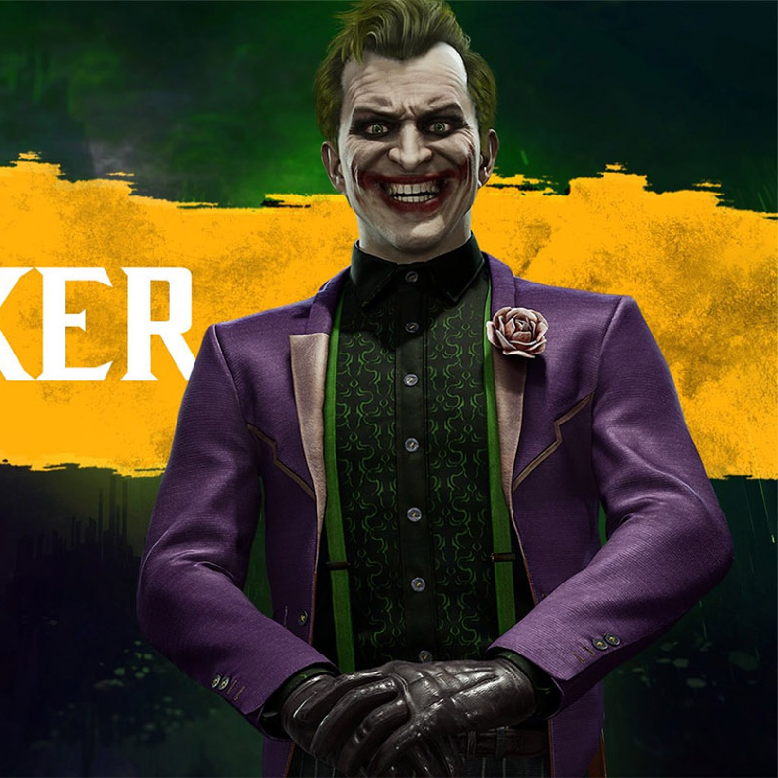 Mortal Kombat 11 Joker Release Date Time How When To Download Dc Comics Villain