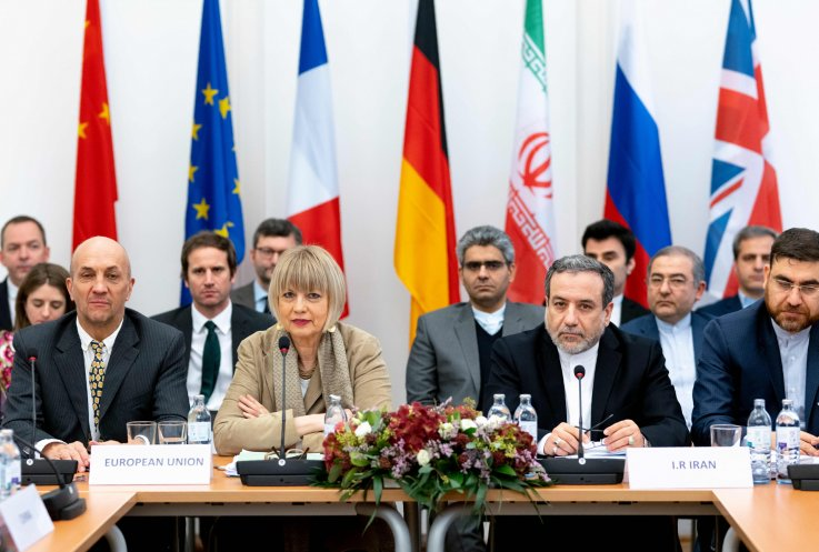 The Iran Nuclear Deal Is Dying But It's Not Dead Yet