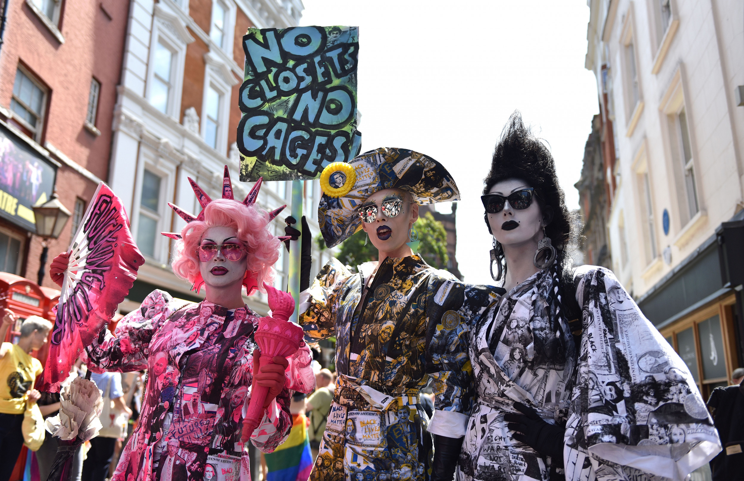 Drag Queens Plan Protest at State Capitol Against Bill That Would ...