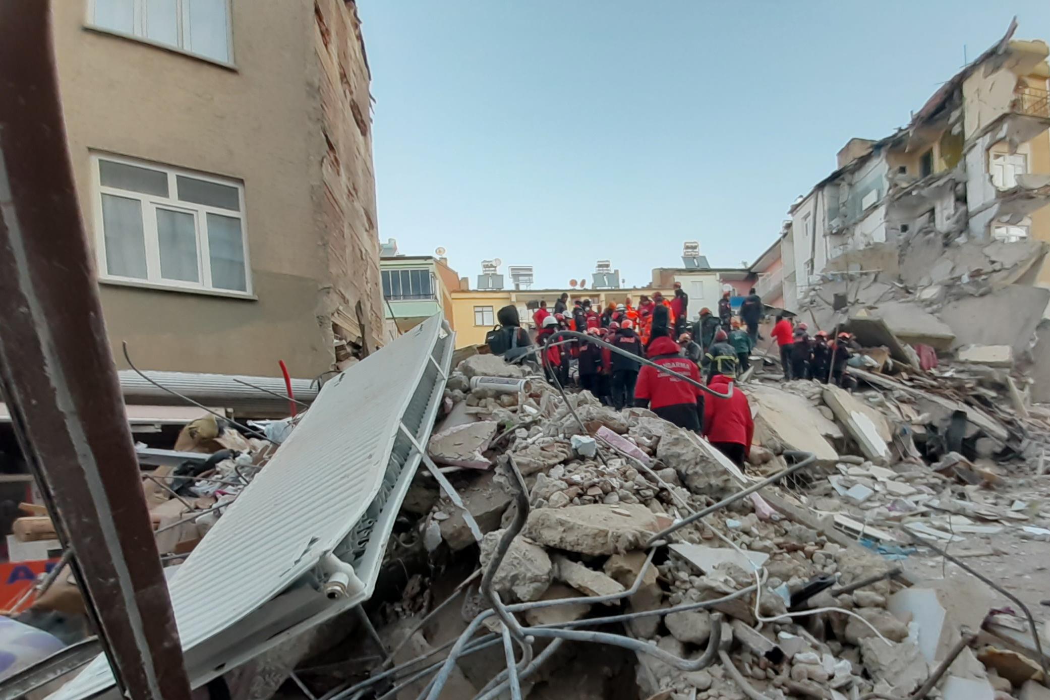 Turkey Earthquake: At Least 21 Killed In 6.8 Magnitude Quake