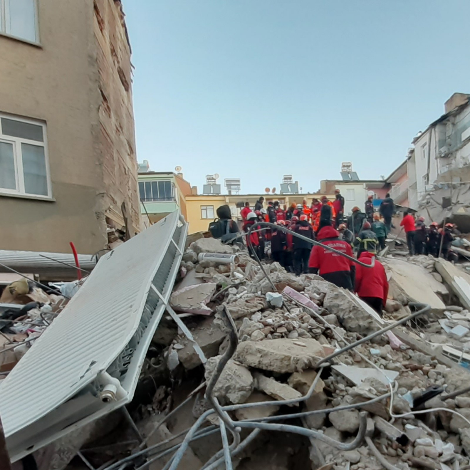 Image result for Eastern Turkey Struck By Magnitude 6.8 Earthquake. Atleast 6 Dead, 225 Injured