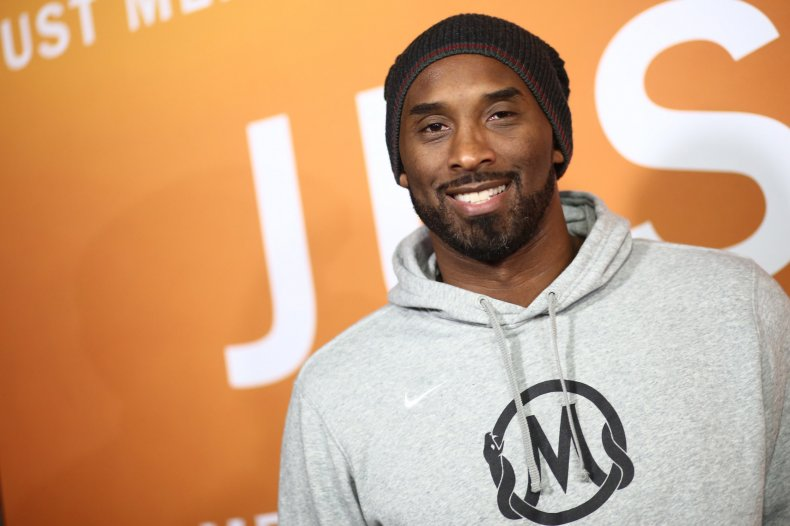 "Kobe Bryant at ""Just Mercy"" Premiere"