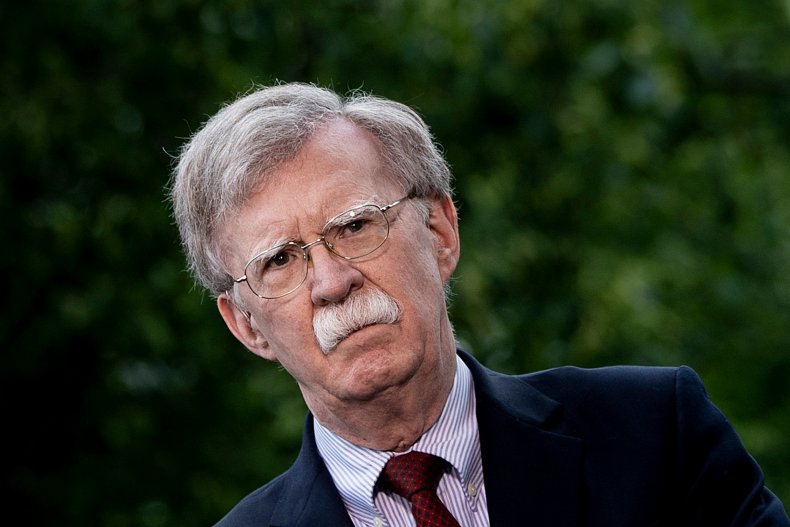 John Bolton, Donald Trump, book, Ukraine, impeachment