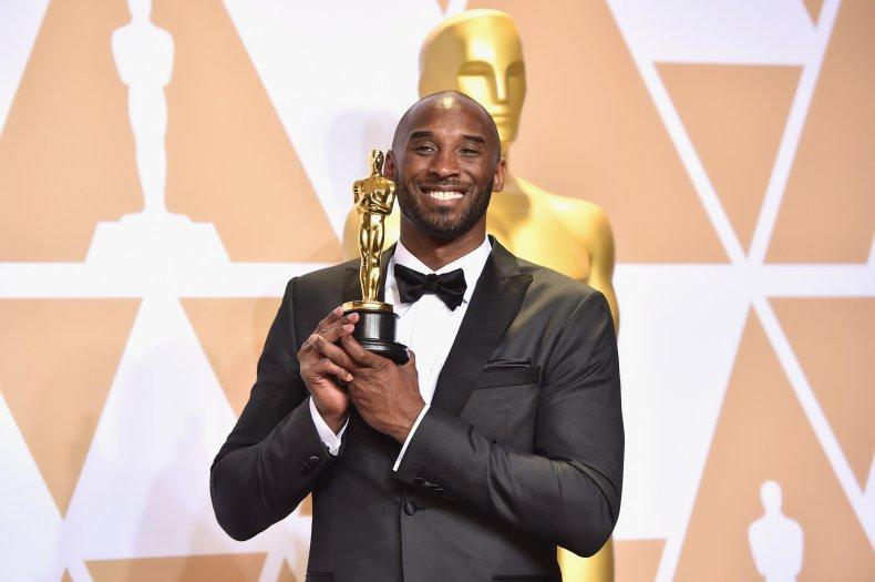 Kobe Bryant, Academy Awards