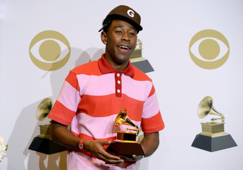 Jaden Smith Congratulates 'Boyfriend' Tyler, the Creator for Grammy Win