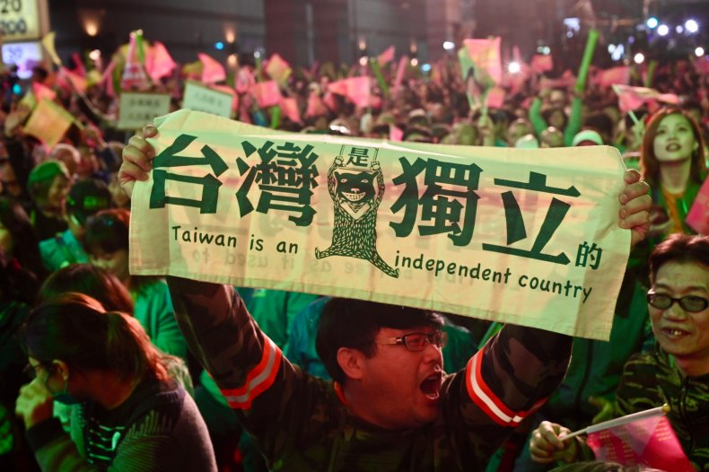 Taiwan, China, election, independence, election, Stanley Kao