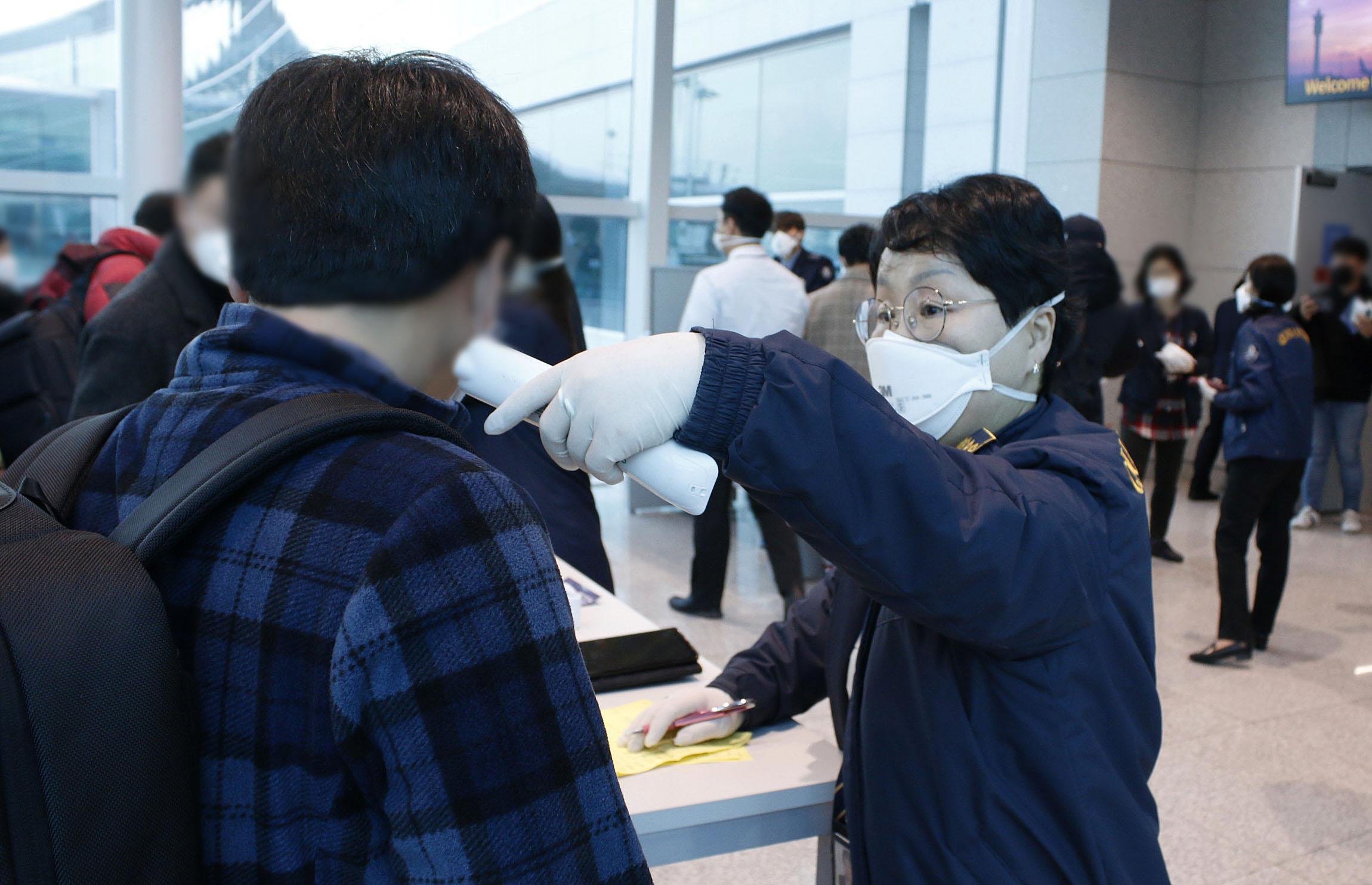 coronavirus updates in south korea