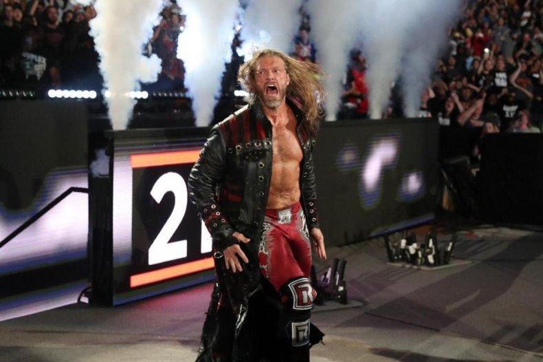 wwe edge returns royal rumble 2020
