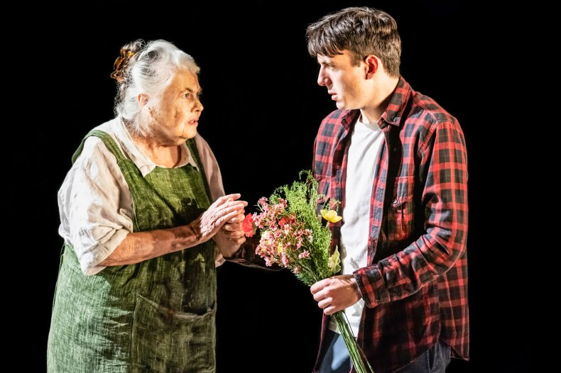 Lois Smith and Samuel Levine The Inheritance