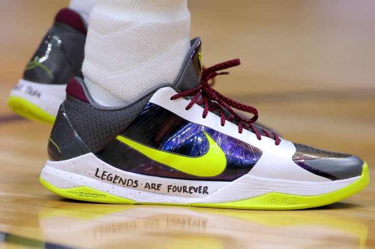 Nike, Kobe Bryant