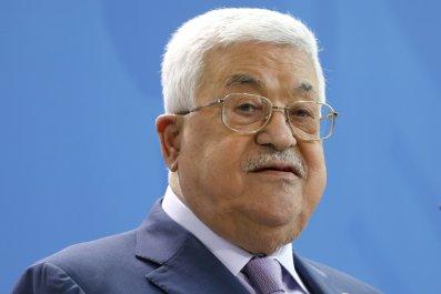 Mahmoud Abbas, Donald Trump, peace plan, Israel