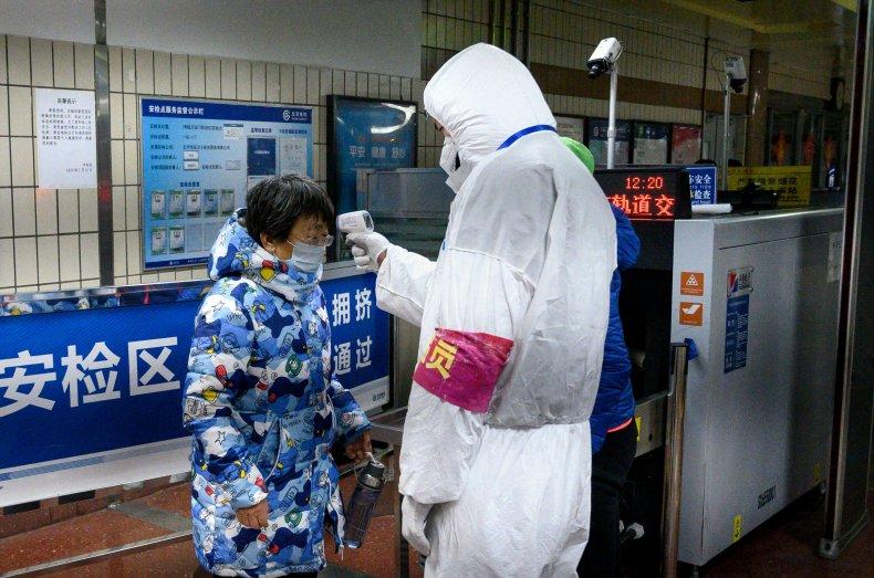 China coronavirus Wuhan US poll Congress