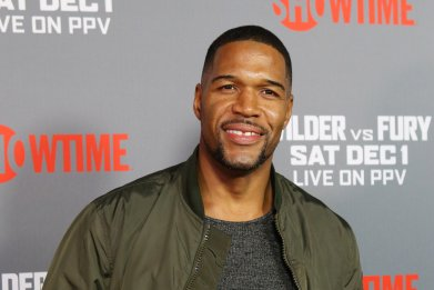 Michael Strahan Says He Thought He'd Be Kelly Ripa's 'Partner' on Show