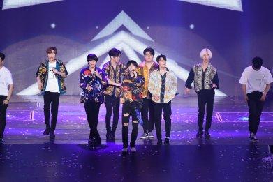 Super Junior K-pop concert Taipei