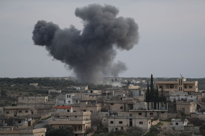 Syria, Idlib, offensive, Mike Pompeo, Sergei Lavrov