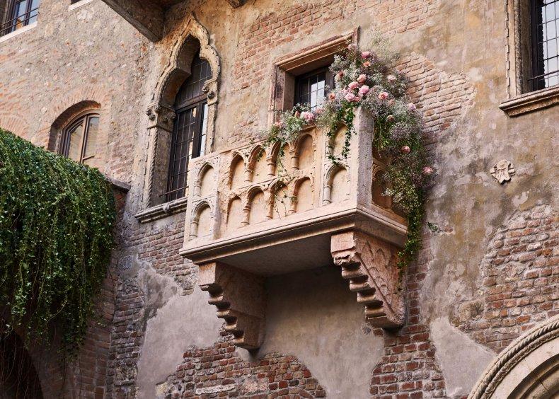 romeo juliet house verona