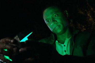 arrow series finale green lantern