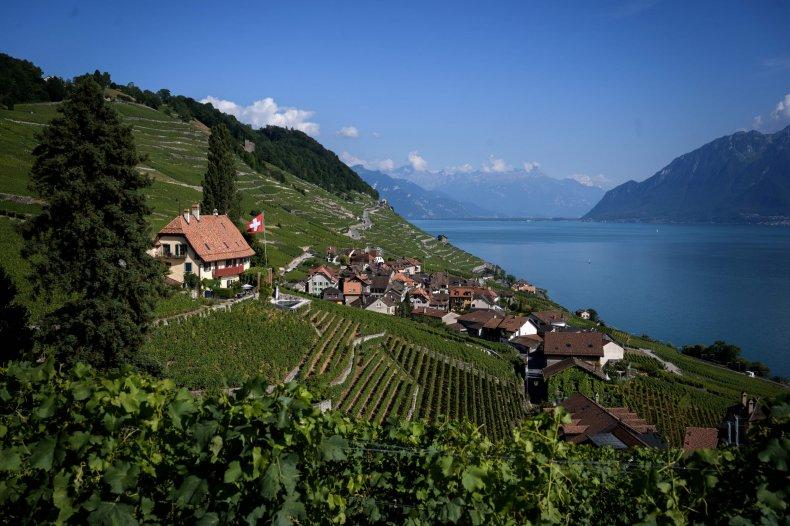 Epesses in Switzerland