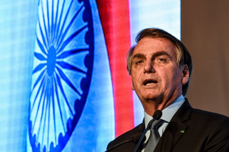 Bolsonaro, India-Brazil Business Forum