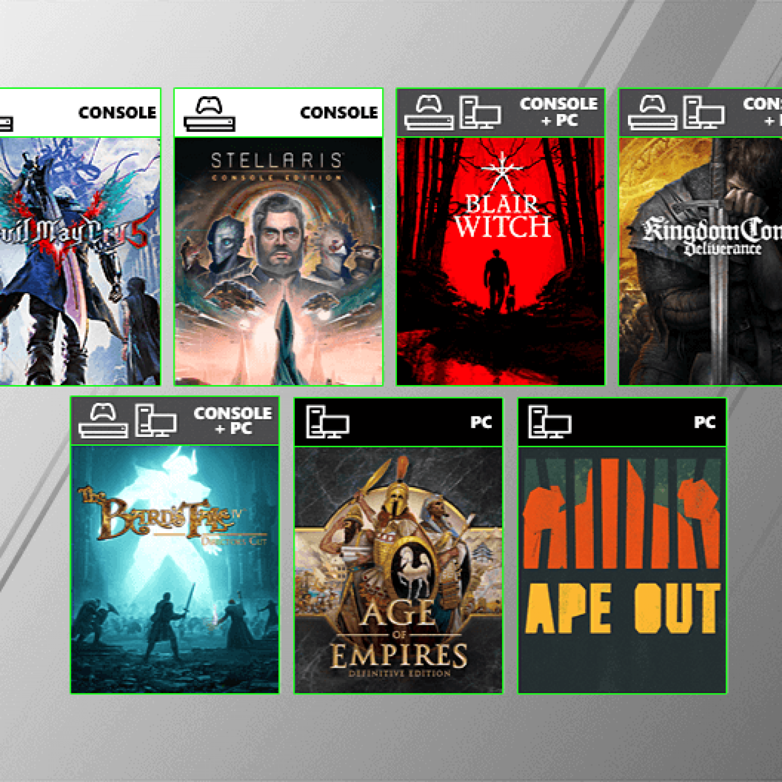 Xbox Games With Gold Full List Which Games Are Free This Month